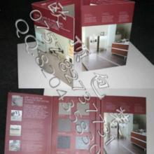 供应用于中牵绊的实木家具样板册,装饰板木业色卡盒批发