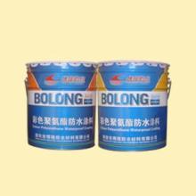 供应用于的双组份非焦油聚氨酯防水涂料
