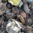 吉林废旧电机回收图片