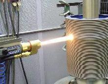 供应搅拌器喷涂金属陶瓷,盛源涂层超音速喷涂碳化钨性价比最高图片