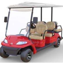 新款6座高尔夫车绿通电动车价格图片