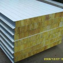 彩钢岩棉板专业生产昆明苏工-昆明彩钢板-昆明岩棉彩钢板图片