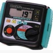 日本进口漏电开关测试仪图片